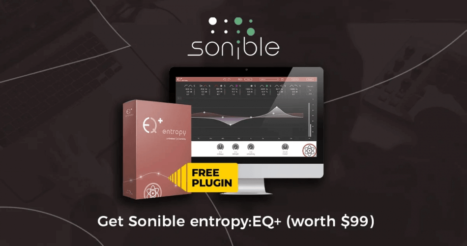 Loopcloud Sonible EntropyEQ Free Plugin