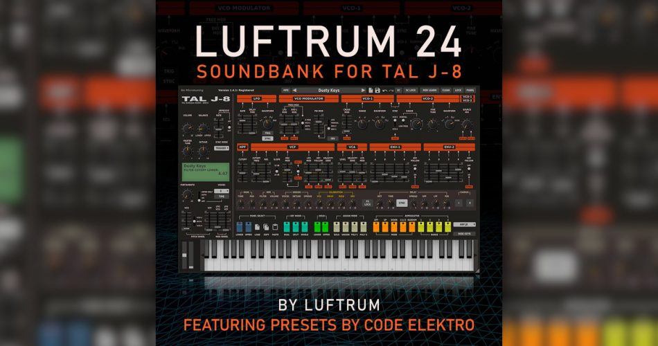 Luftrum 24 for TAL J 8