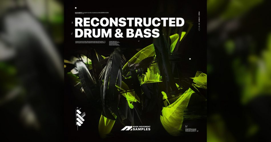 Mask Movement Reconstructed Drum and Bass