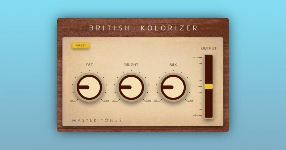 Master Tones British Kolonizer