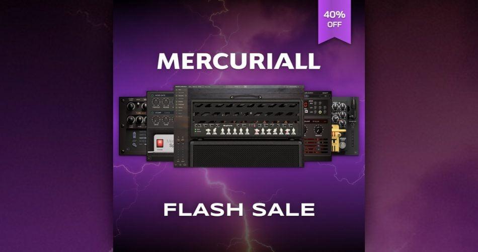 Mercuriall Flash Sale