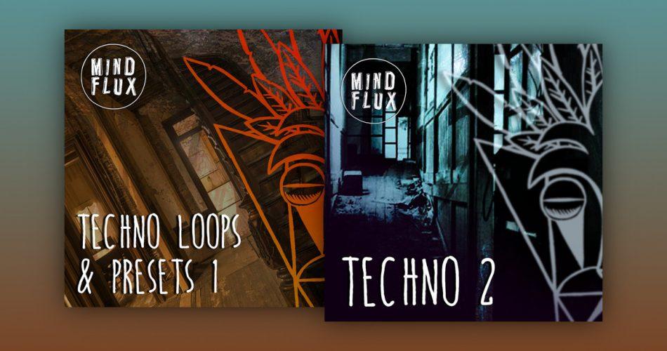 Mind Flux Techno packs