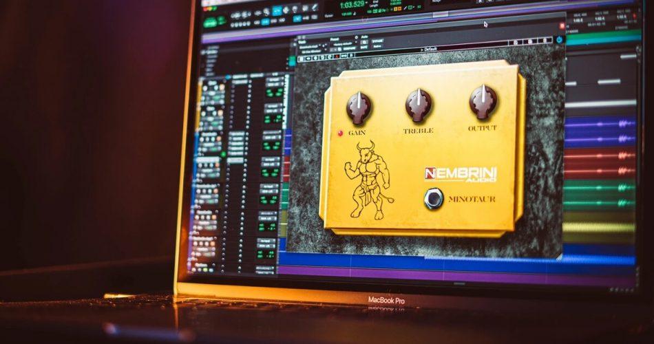 Nembrini Audio Clon Minotaur