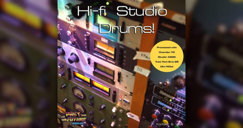 Past To Future HiFi Studio Drums
