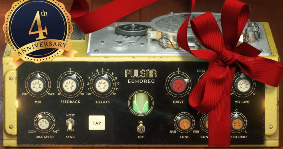 Pulsar Audio 4th Anniversary EchoRec