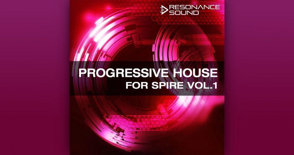 Resonance Sound Progressive House for Spire