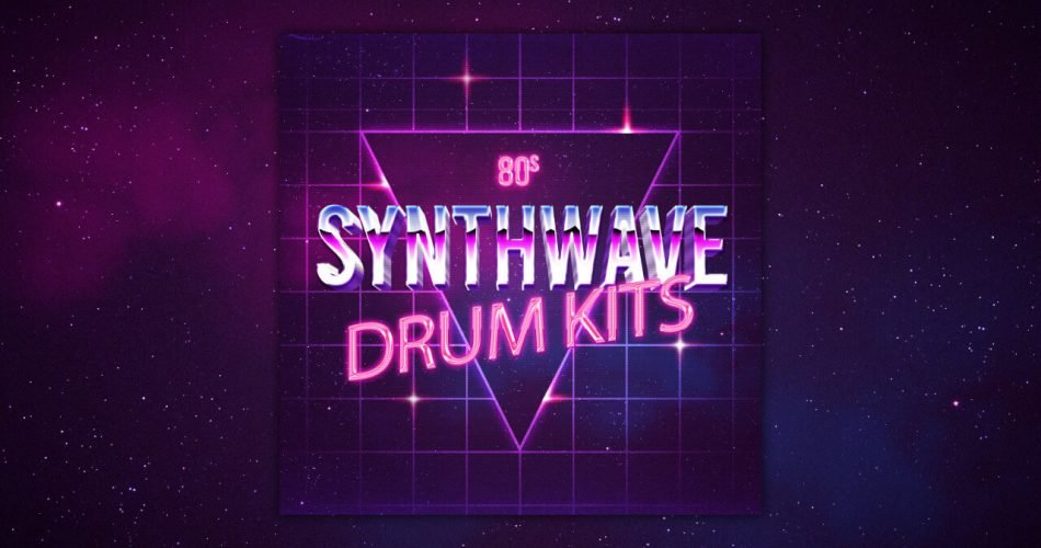 SampleScience 80s Synthwave Drum Kits