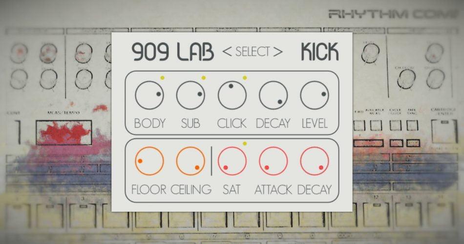 SampleScience 909 Lab
