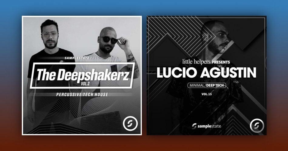 Samplestate Deepshakerz Lucio Agustin