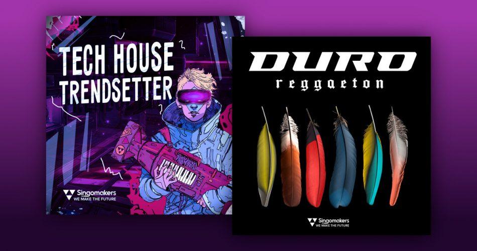 Singomakers Duro Reggaeton and Tech House Trendsetter
