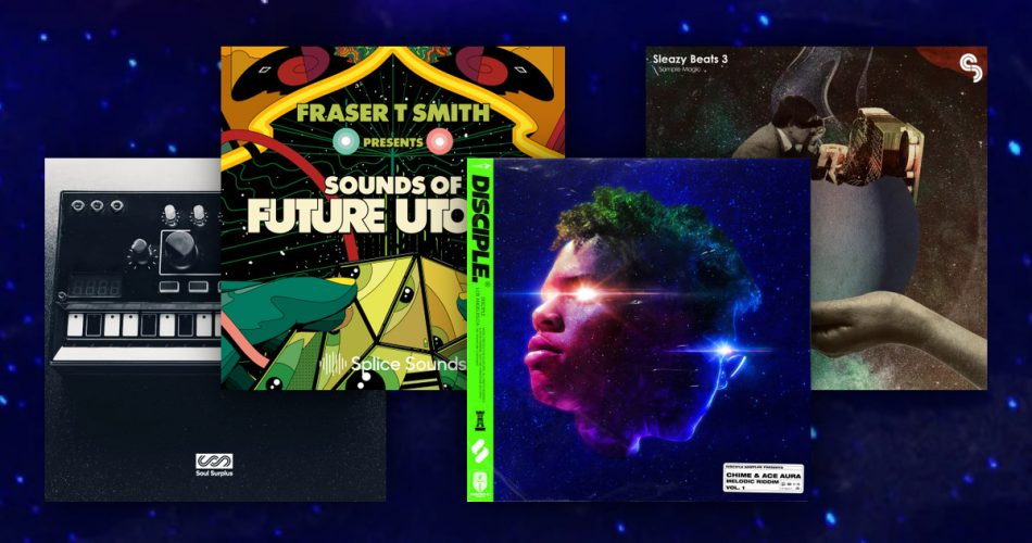 Splice Fraser T Smith Chime Ace Aura Sleazy Beats 3 Black Box