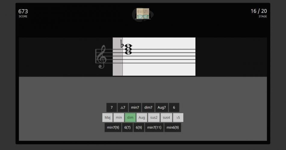 ToneGym Sight Reading Trainer