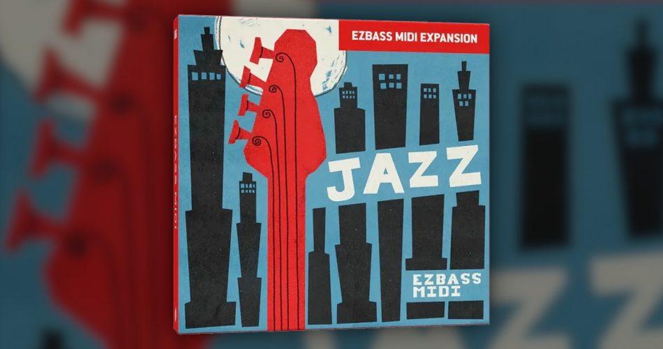 Toontrack Ezbass Jazz MIDI