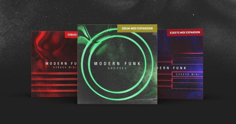 Toontrack Modern Funk MIDI
