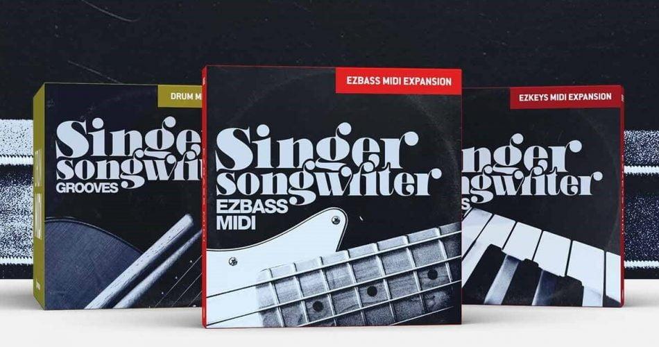 Toontrack Singer Songswriter EZbass MIDI