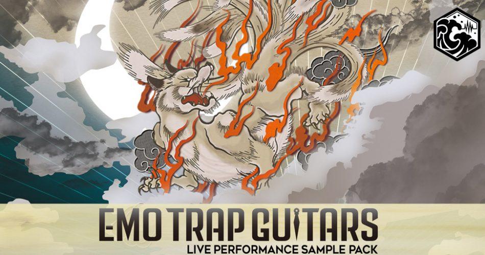 Tsunami Track Sounds Emo Trap Guitars