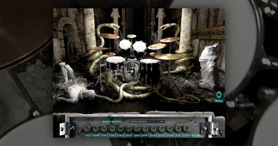 Ugritone Dieswitch Drums