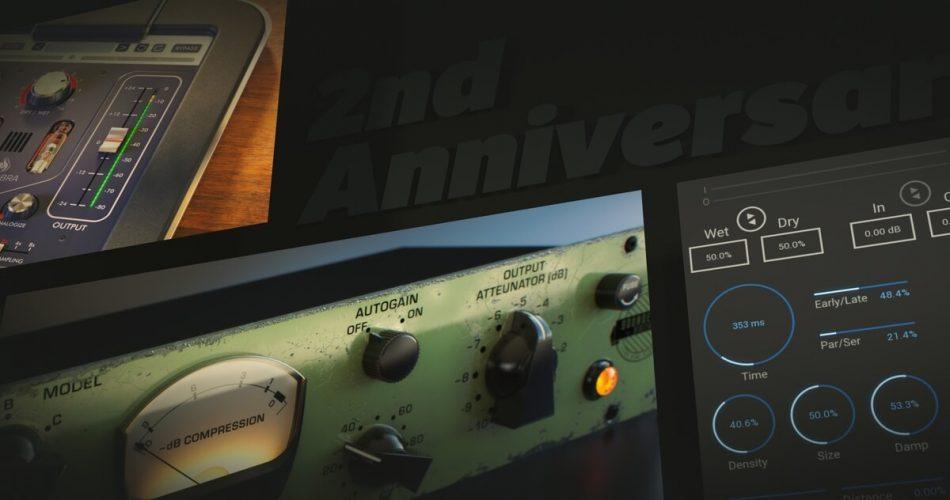 United Plugins 2nd Anniversary