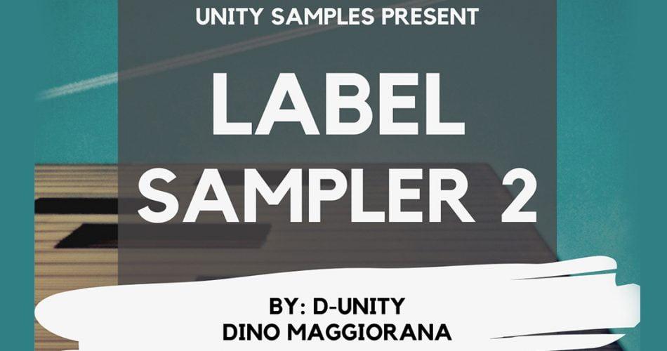Unity Samples Label Sampler 2