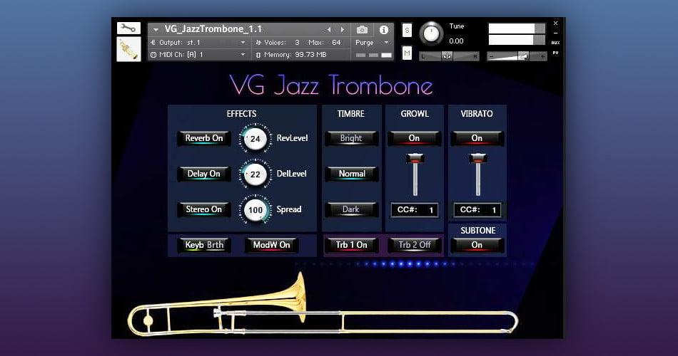 VG Trombone Kontakt
