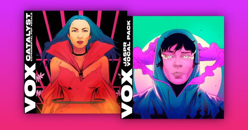 VOX Catalyst JASPR