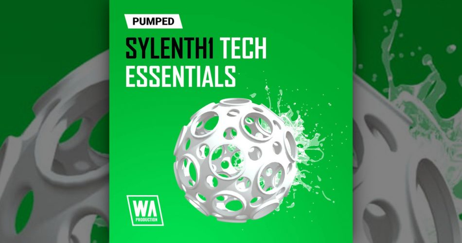 WA Pumper Sylenth1 Tech House Essentials