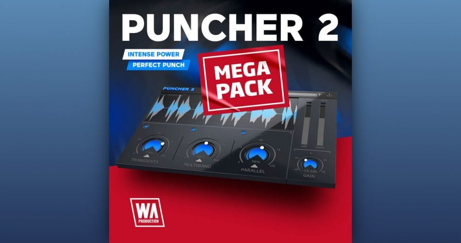 WA Puncher 2 Mega Pack