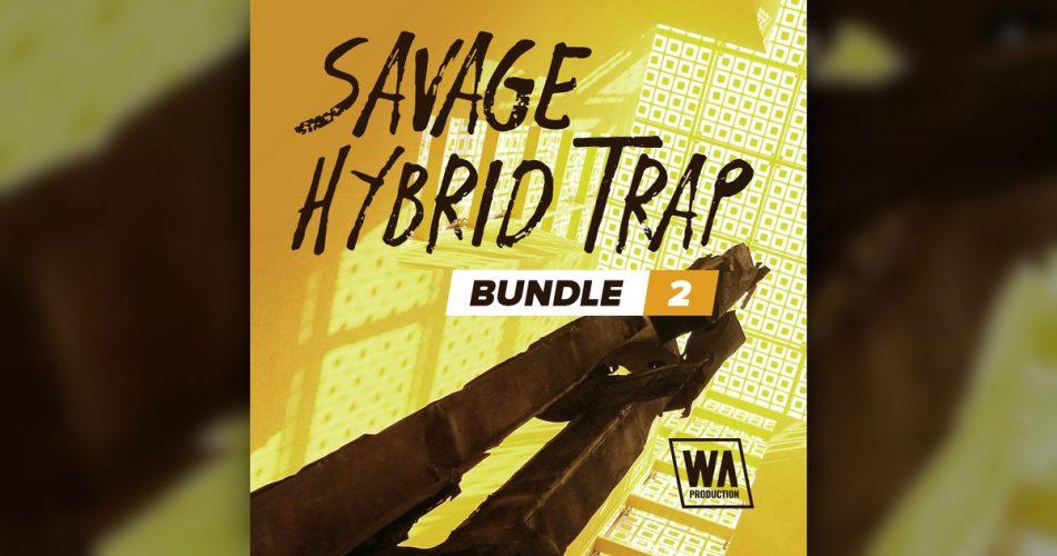 WA Savage Hybrid Trap Bundle 2