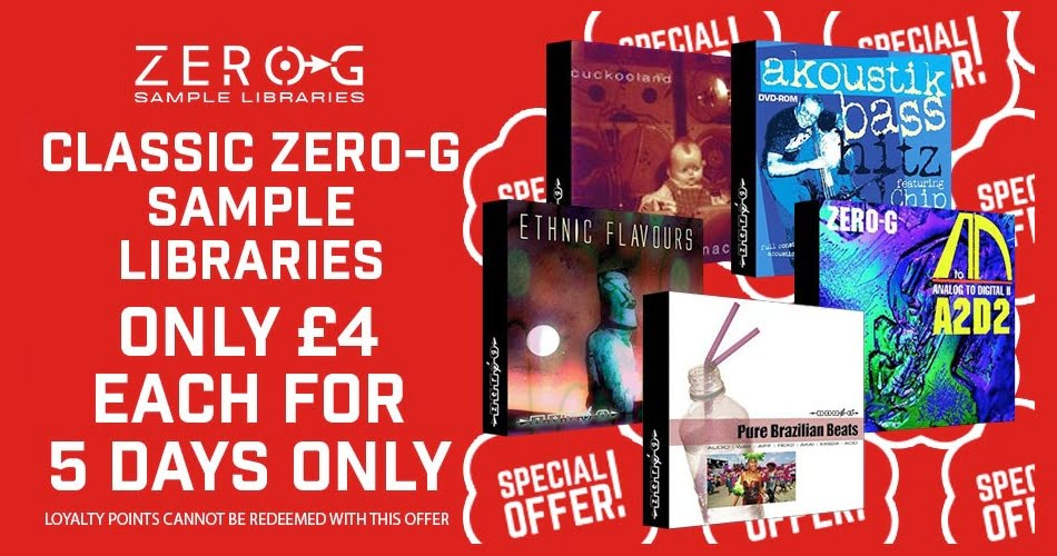 Zero G Classics Sale