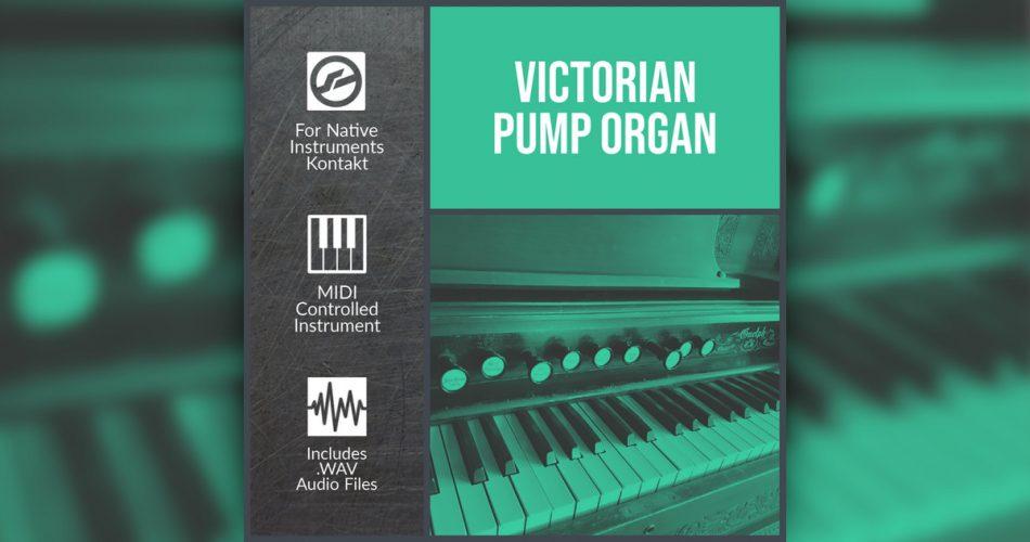 334 Audio Victorian Pump Organ