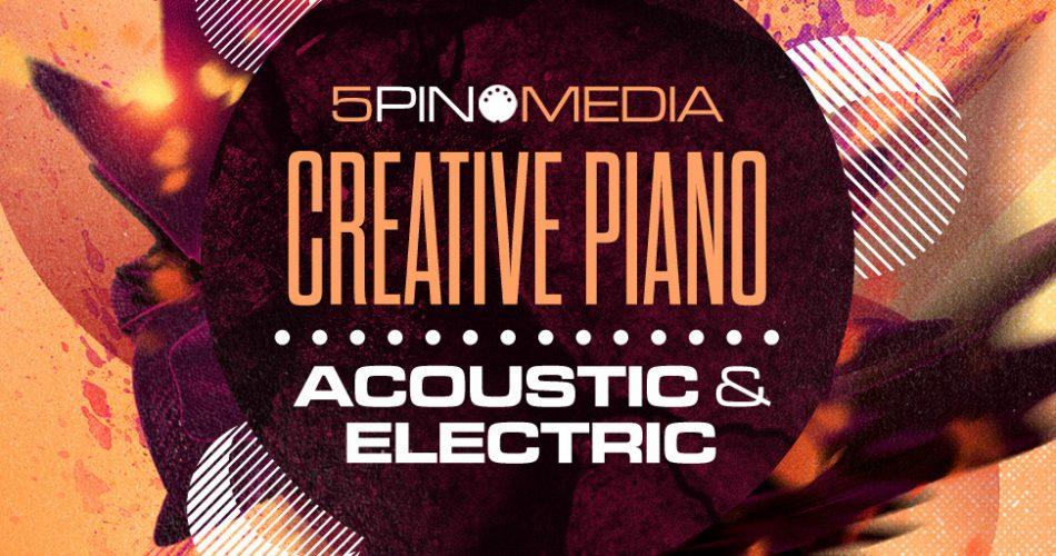 5Pin Media Creative Piano
