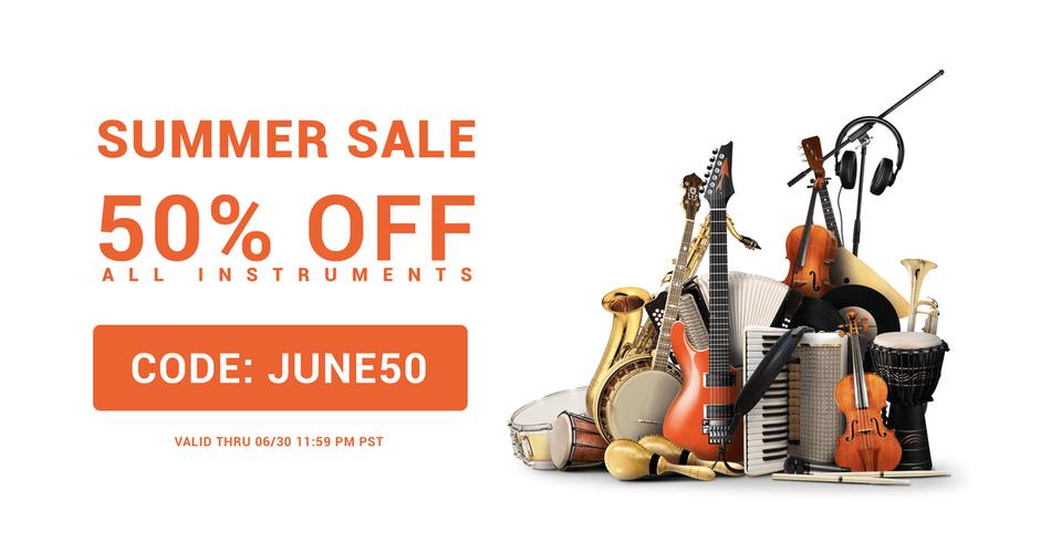 8Dio Summer Sale