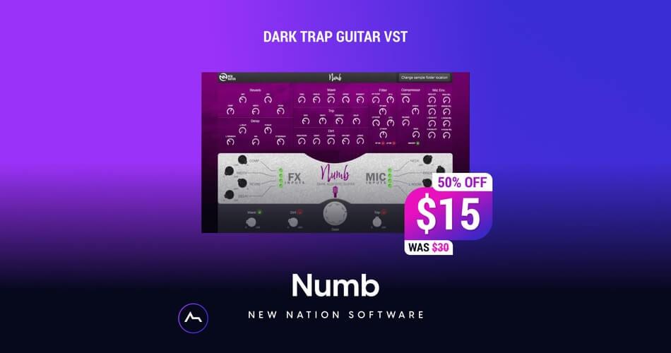 ADSR New Nation Numb