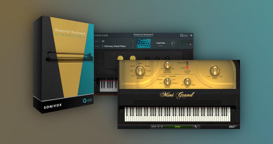 AIR Sonivox Piano Bundle
