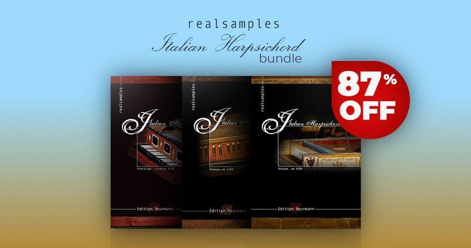 APD Realsamples Italian Harpsichord Bundle