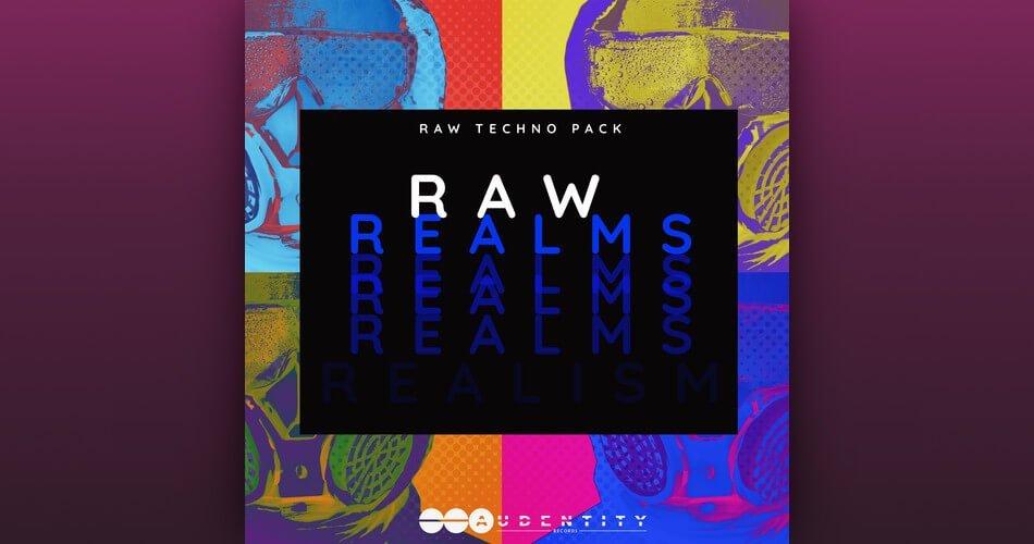 Audentity Records Raw Realms Techno