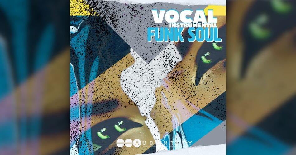 Audentity Records Vocal Instrumentals Funk Soul