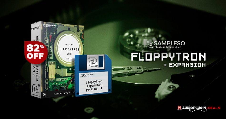 Audio Plugin Deals Samplso Floppytron
