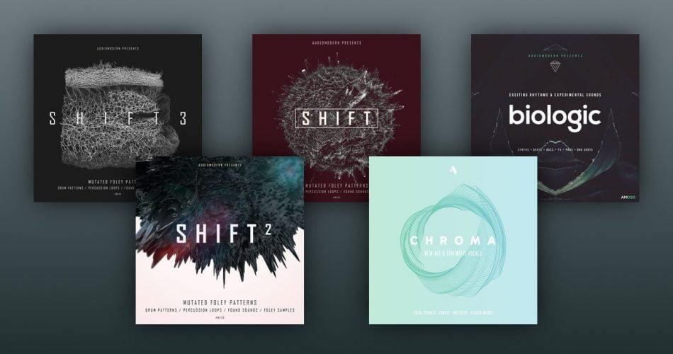 Audiomodern sample packs