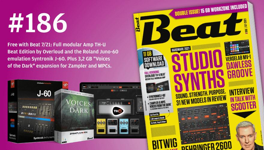 Beat Magazine 186