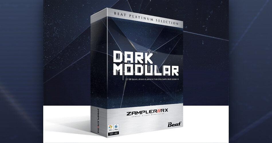 Beat Zampler Dark Modular