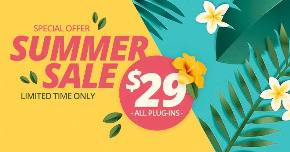 Black Rooster Audio Summer Sale