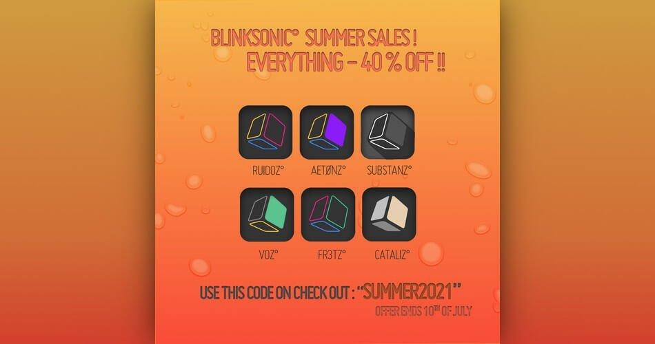 Blinksonic Summer Sale 2021