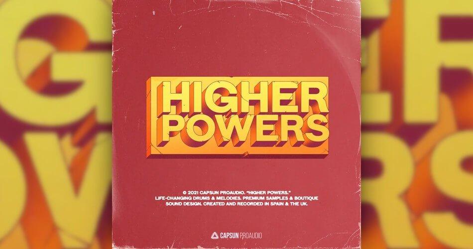 CAPSUN ProAudio Higher Powers