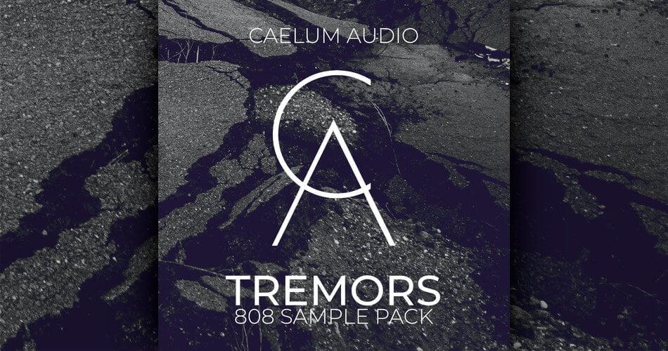 Caelum Audio Tremors 808 Sample Pack