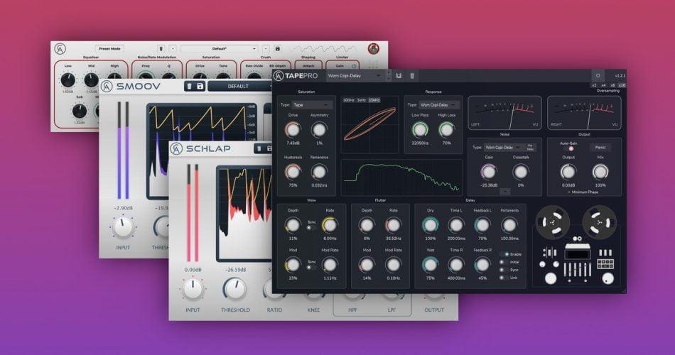 Caelum Audio plugins