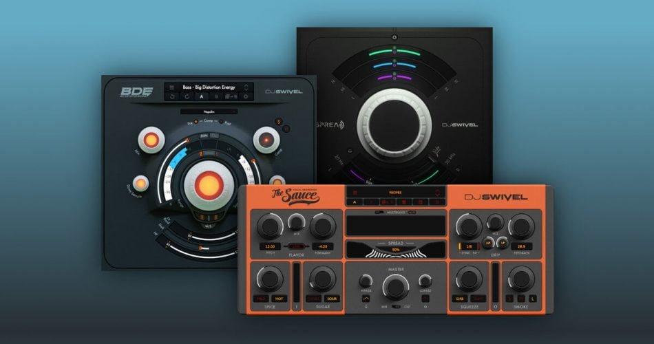 DJ Swivel plugins