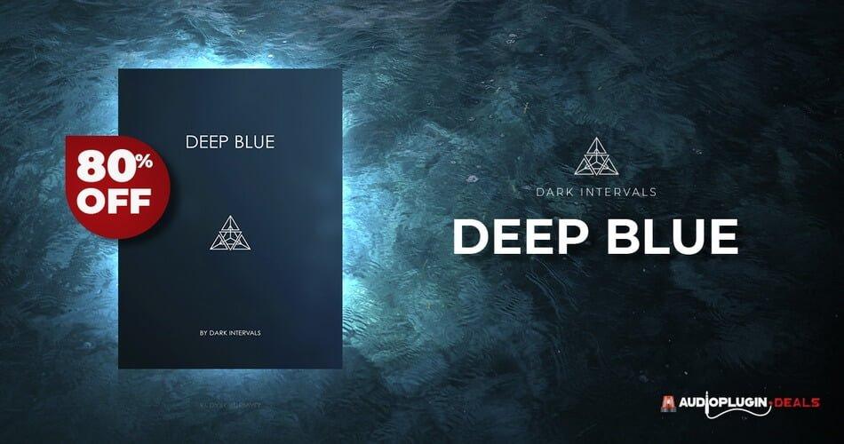 Dark Intervals Deep Blue Synth Pads