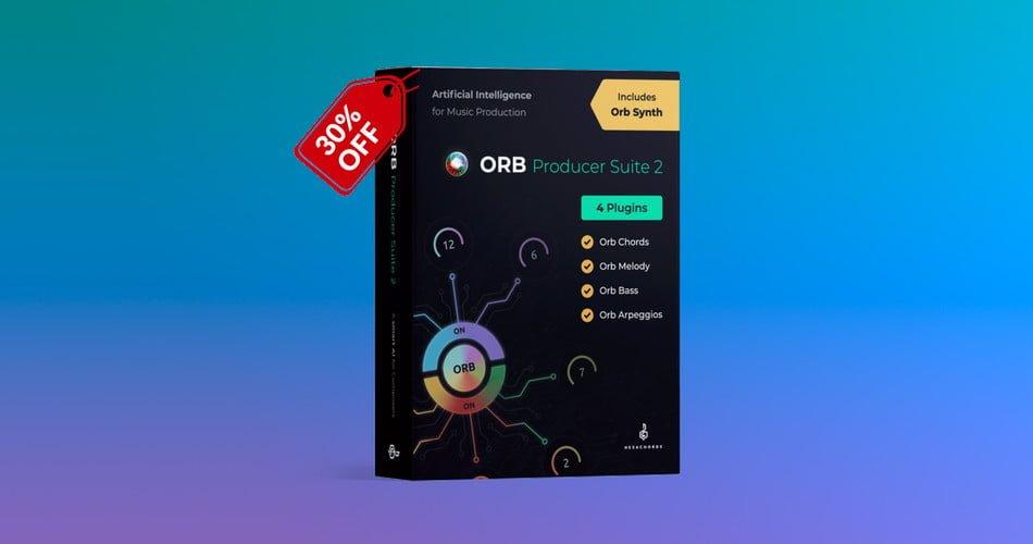 Hexachords Orb Composer Suite 2 promo