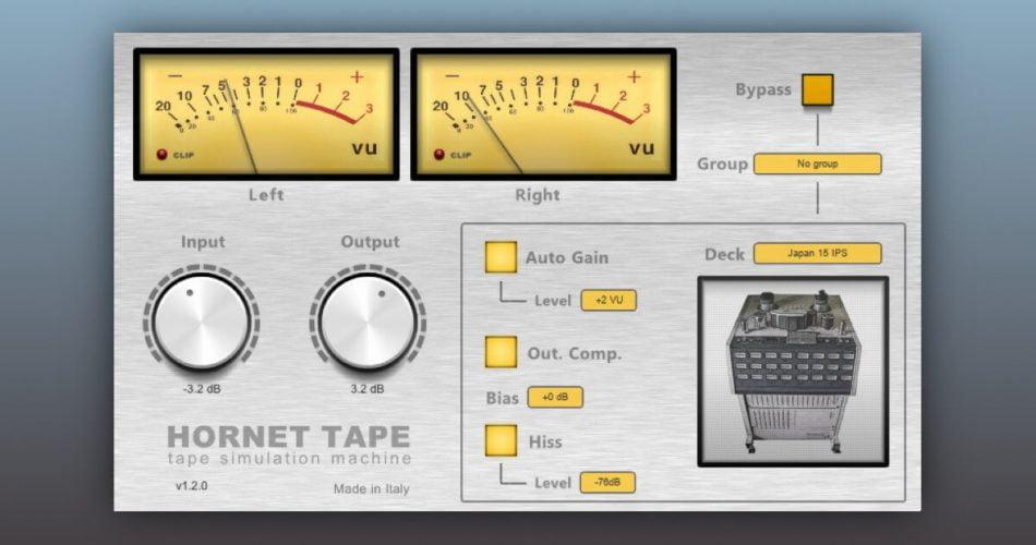 HoRNet Tape update